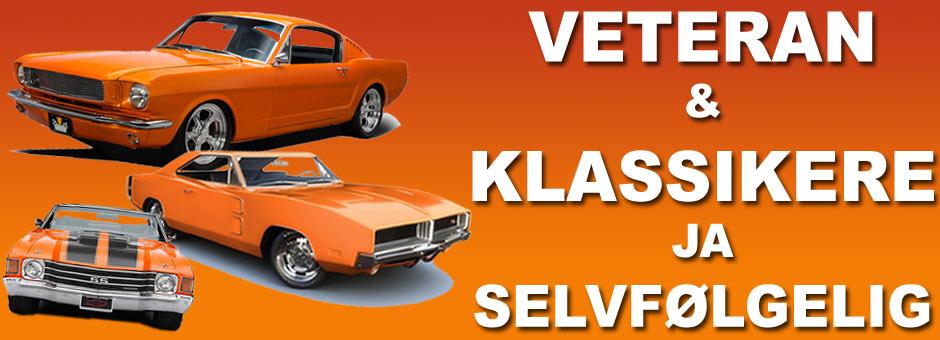 Reparation og Syn af veteran Amerikanske biler og trucks